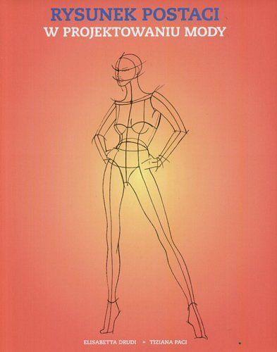 rysunek postaci w projetkowaniu mody